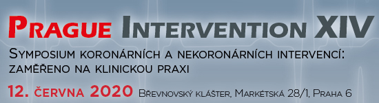 XIV. PragueIntervention 2020